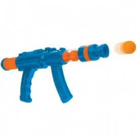 Pop ball pistol