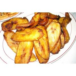 Fried Gonja