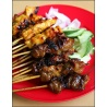 Beef Or Chicken Satay Sticks