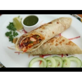 Chicken Kathi Roll