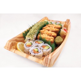 Veggie Maki Platter (20 Pieces)