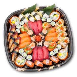 Sakura Sushi Platter (11 Pieces)