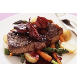 Red Wine Steak