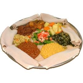 Ethiopian Vegetarian Dish