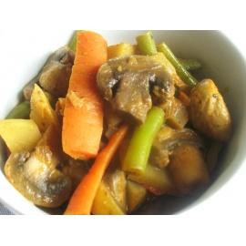 Ethiopian Mixed Dish