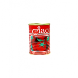 Ciao Tinned Peeled Tomatoes 400g