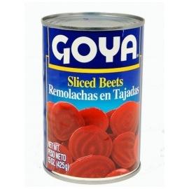 Goya Sliced Beets 425g