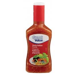 Salad Dressing Zesty Italian 475