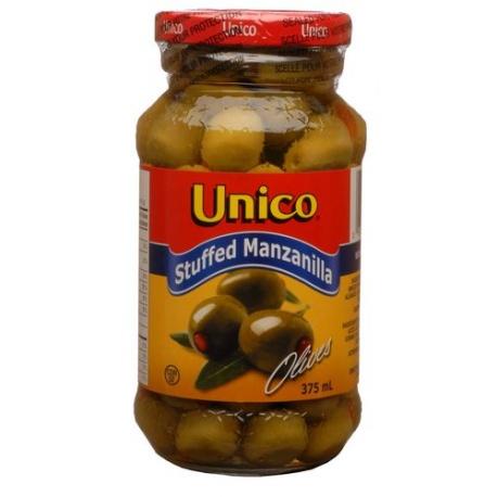 Stuffed Manzanilla Olive 375G