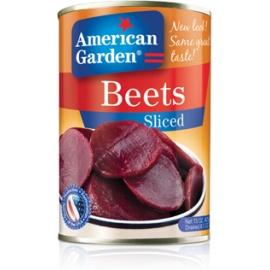 A/Garden Tender Sliced Beets 425g(15oz)