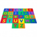 RUBBER PUZZLE SMALL ABC/123