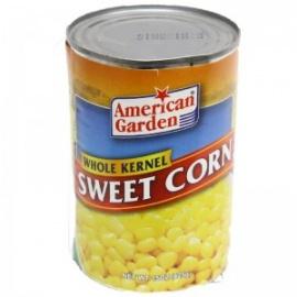 A/Garden Whole Kernel Sw Corn 425g