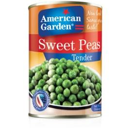 A/G Sweet Green Peas 15oz