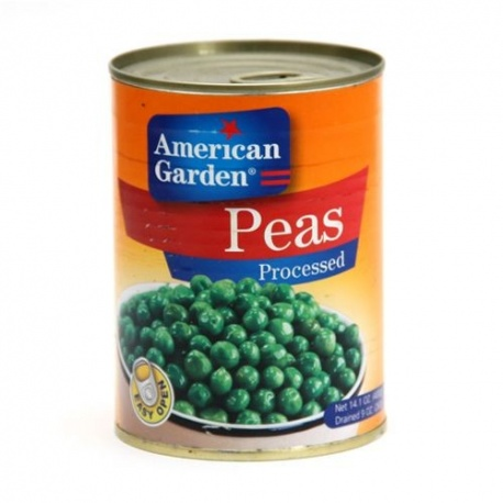 A/G Processed Peas 400g