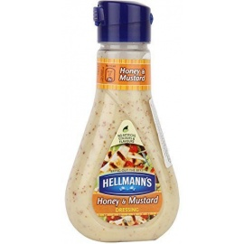 Hellmann's Honey & Mustard Salad Dr 235ml