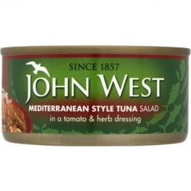 J/W Tuna Salad Medi 192G