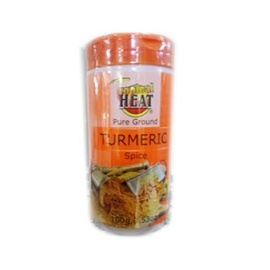 Tropical Heat Turmeric Spice 100G