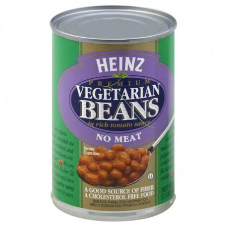 Heinz Vegeterien Beans 453G