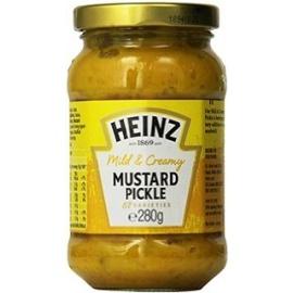 Heinz Mild Mastard  Pickle 280G