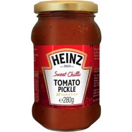 Heinz Sweet Chillies  Tomato Pickle 280G