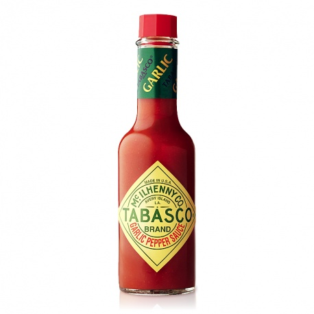 Tabasco Garlic Pepper Sauce 9ML