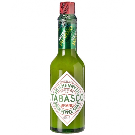Tabasco  Mild Green Pepper Sauce 60ML