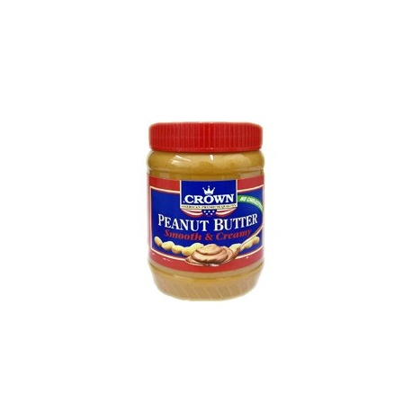 Crown Peanut Butter Smooth Creamy 510G
