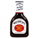 Sweet  Baby Spicy BBQ Sauce 510G