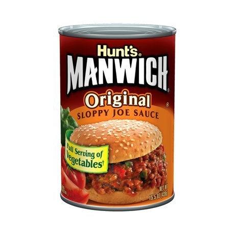 Hunts Manwich Orgn 439G