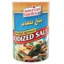 A/G Iodized Salt 26 OZ