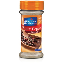 A/G Ground White Pepper