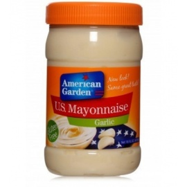 A/G Garlic Mayonnaise 473ML