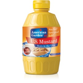 A/G Mustard Squeezy 16 OZ
