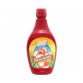 A/G Strawberry Syrup 624G
