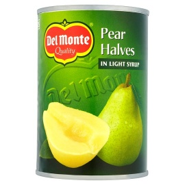 Delmonte Pear Halves 420G