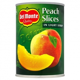 Delmonte Peach Slices 420G