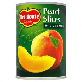 Delmonte Peach Slices 420G