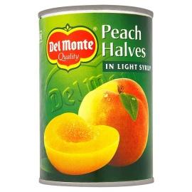 Delmonte Peach Halves 420G