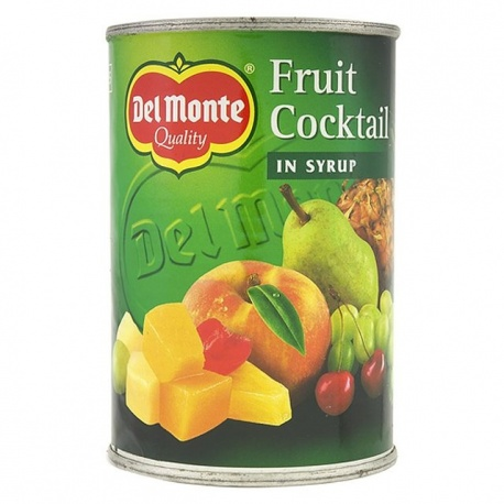 Delmonte Fruit C/Tail in Syrup 420G