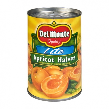 Delmonte Apricot Halves 420G