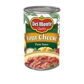 Delmonte 4 Cheese P/Sauce 751G
