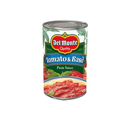 Delmonte Tom & Basil P/Sauce 751G