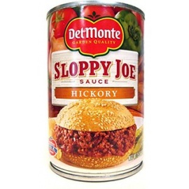 Delmonte Sloppy J/Hick 15OZ