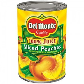 Delmonte Peach Slices 850G