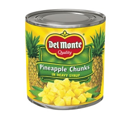 Delmonte P/Apple Chunks 432G