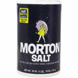 Morton Salt Plain 737G