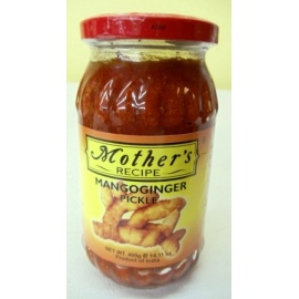 Mothers Ginger  Mango Pickle 400g