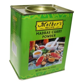 MOTHER`S MADRAS CURRY 500G