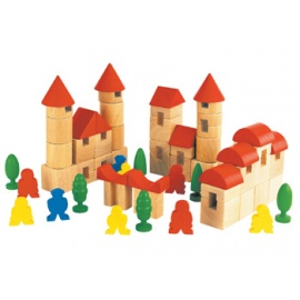 Learning bricks 65pcs HA188