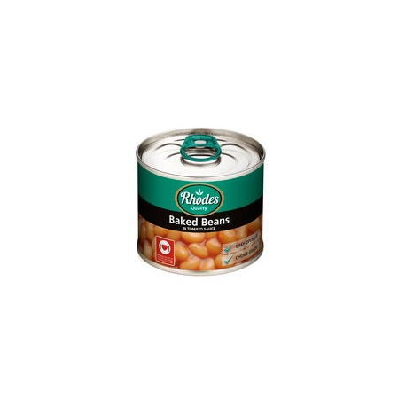 Baked Beans Rhodes in Tomato Sauce 215G